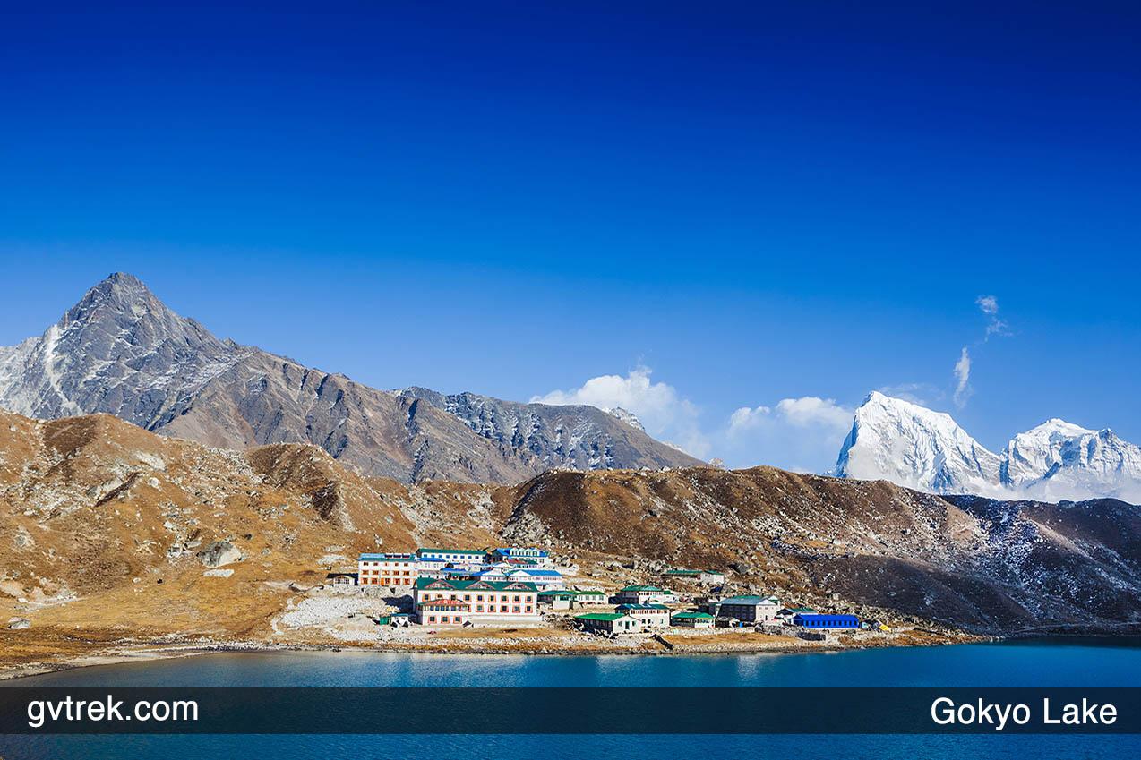 Everest Three Pass Trek - 19 days