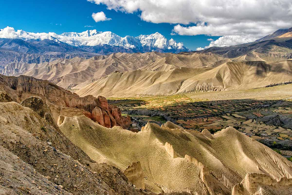 Upper Mustang Trekking - 16 days